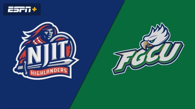 NJIT vs. Florida Gulf Coast (M Basketball)