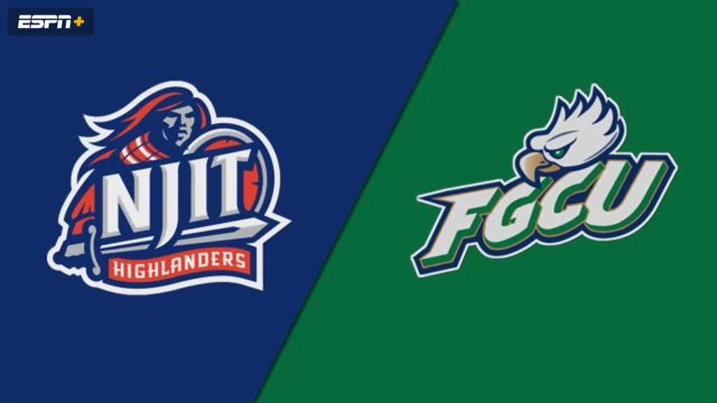 NJIT vs. Florida Gulf Coast (M Basketball)