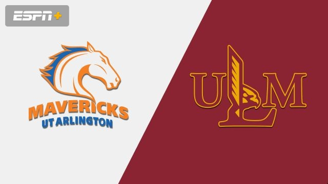 UT Arlington vs. UL Monroe (M Basketball)