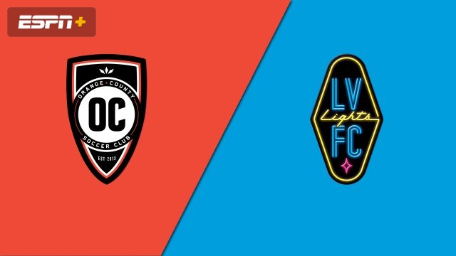 Orange County SC vs. Las Vegas Lights FC (USL Championship)