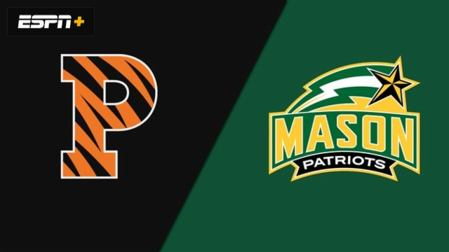 #11 Princeton vs. #15 George Mason (M Volleyball)
