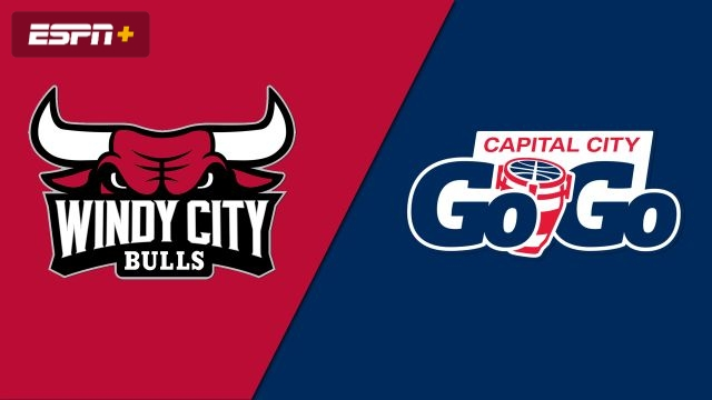 Windy City Bulls vs. Capital City Go-Go