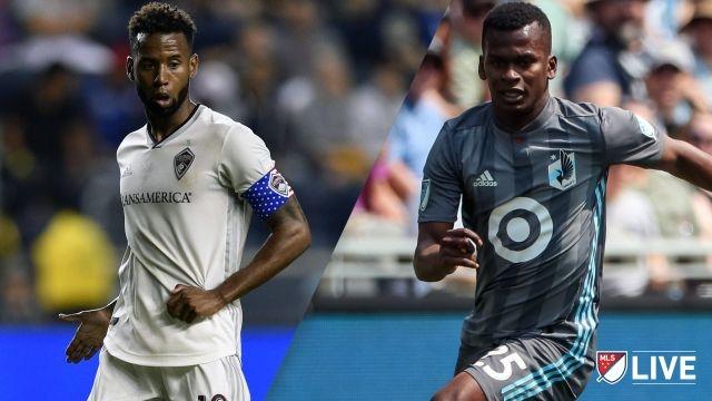 Colorado Rapids vs. Minnesota United FC (MLS)