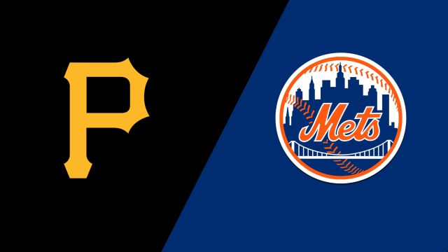 Pittsburgh Pirates vs. New York Mets
