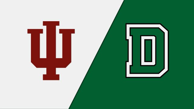Indiana vs. Dartmouth (M Tennis) (Court 4)