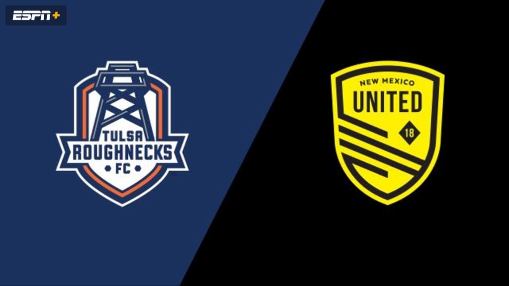 Tulsa Roughnecks FC vs. New Mexico United (USL Championship)