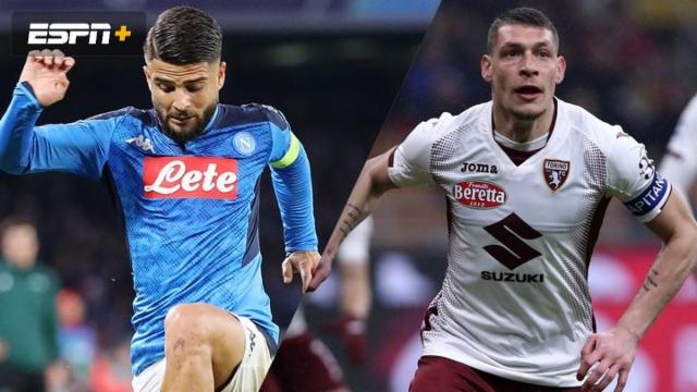 Napoli vs. Torino (Serie A)