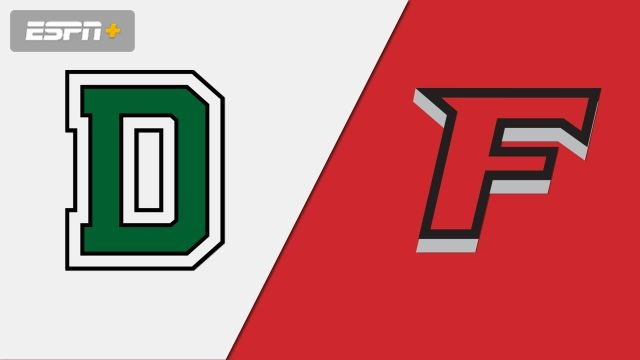 Dartmouth vs. Fairfield (W Basketball)
