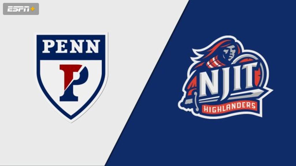 Pennsylvania vs. NJIT (W Basketball)