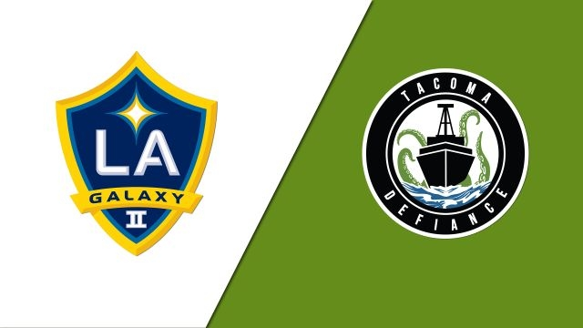 LA Galaxy II vs. Tacoma Defiance (USL Championship)