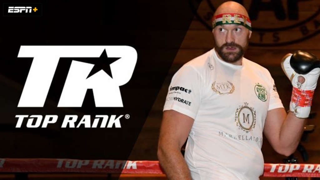 Top Rank Boxing - Live & Upcoming - WatchESPN