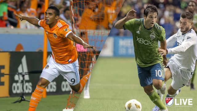 Houston Dynamo vs. Seattle Sounders FC