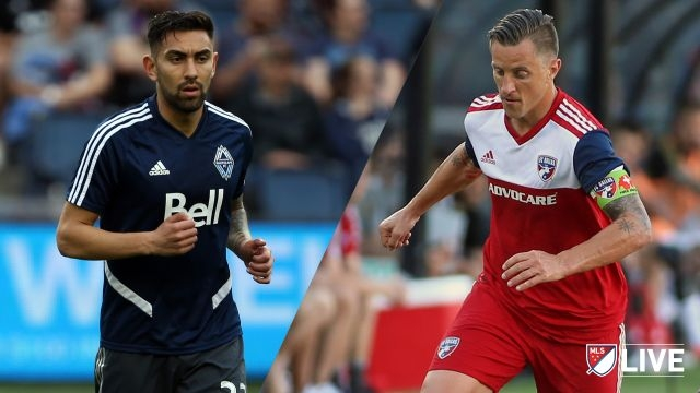 Vancouver Whitecaps FC vs. FC Dallas (MLS)