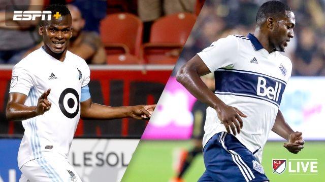 Minnesota United FC vs. Vancouver Whitecaps FC (MLS)