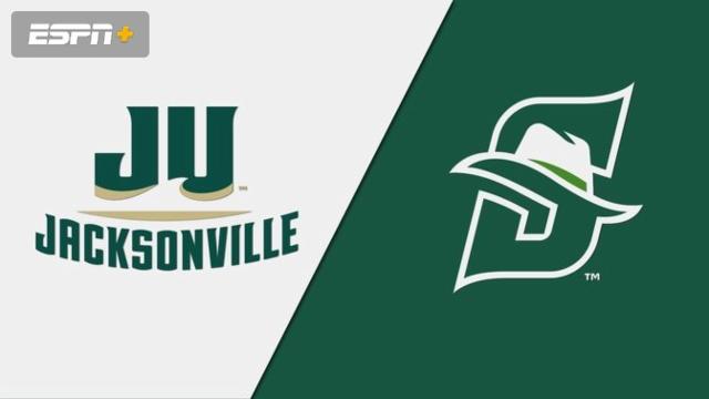Jacksonville vs. Stetson (M Basketball)