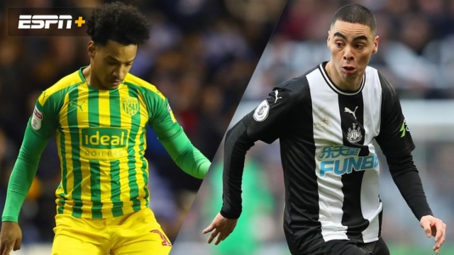 West Bromwich Albion vs. Newcastle United (5th Round) (FA Cup)