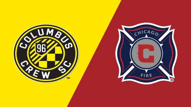 Columbus Crew SC vs. Chicago Fire