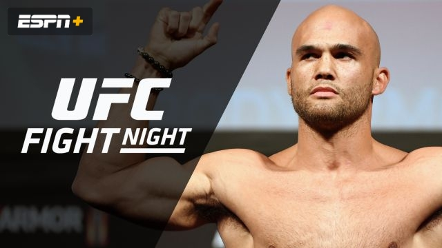 UFC Fight Night Pre-Show: Covington vs. Lawler