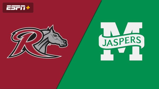Rider vs. Manhattan (M Basketball)