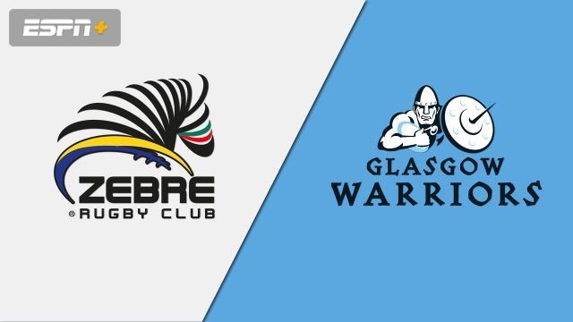 Zebre Rugby Club vs. Glasgow Warriors (Guinness PRO14 Rugby)