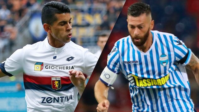 Genoa vs. SPAL (Serie A)