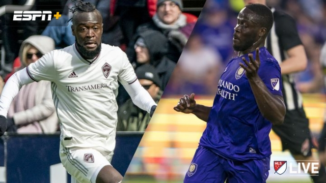 Colorado Rapids vs. Orlando City SC (MLS)