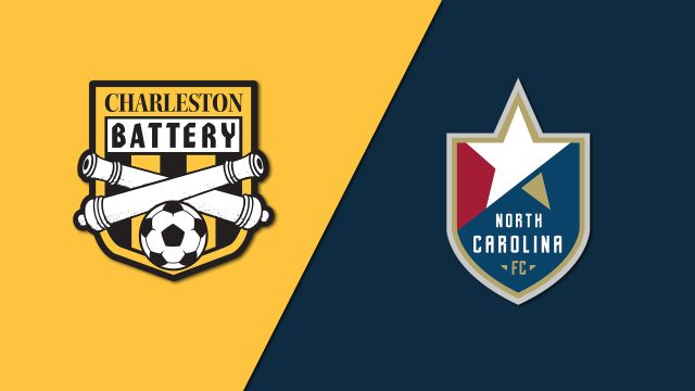 Charleston Battery vs. North Carolina FC