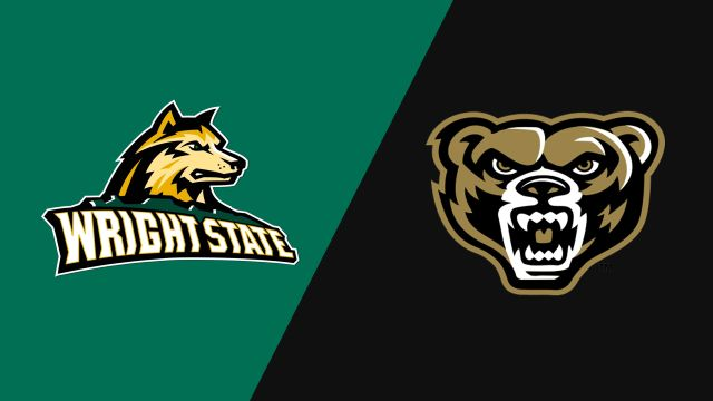 Wright State vs Oakland (Baseball)