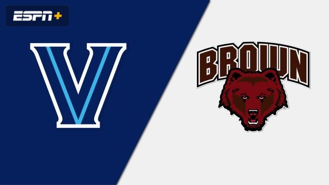 Villanova vs. Brown (W Water Polo)