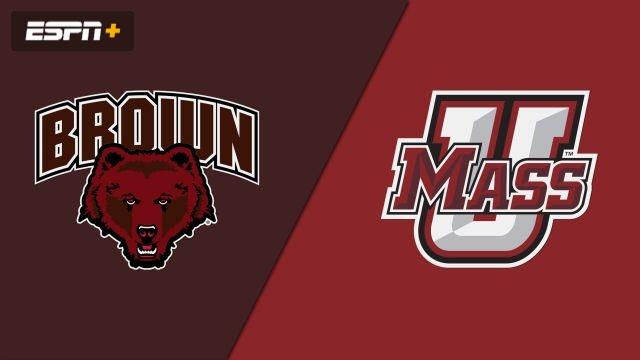 Brown vs. UMass (W Basketball)