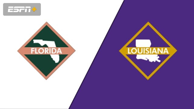 Florida vs. Louisiana (Pool B - Game 2)