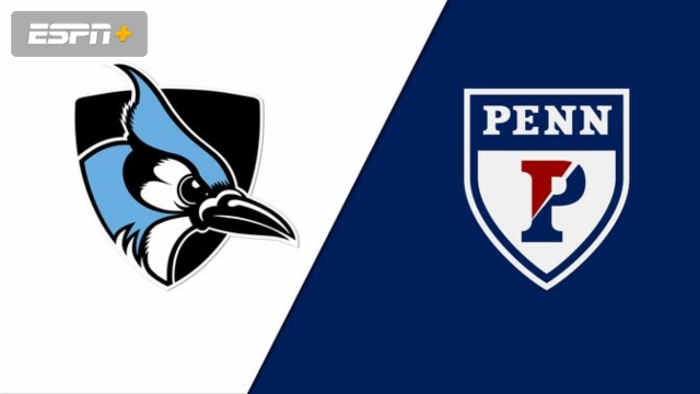 Johns Hopkins vs. #15 Pennsylvania (W Lacrosse)