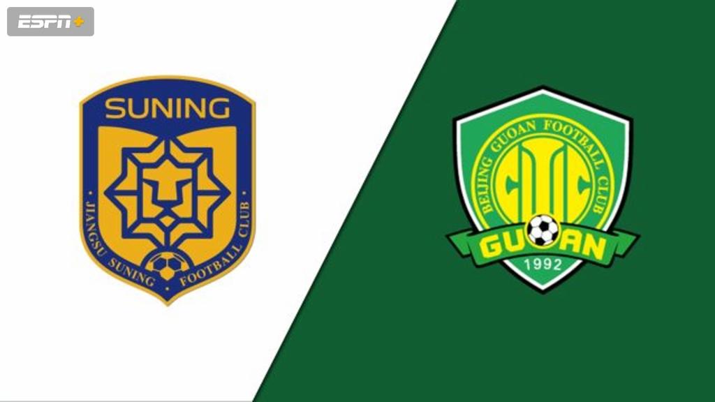 Jiangsu Suning FC vs. Beijing Sinobo Guoan (Chinese Super League)