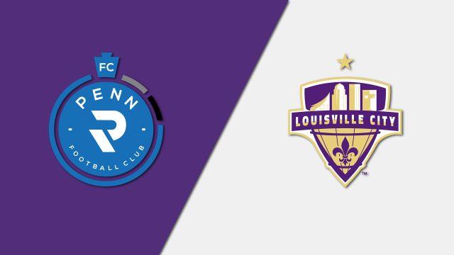 Penn FC vs. Louisville City FC