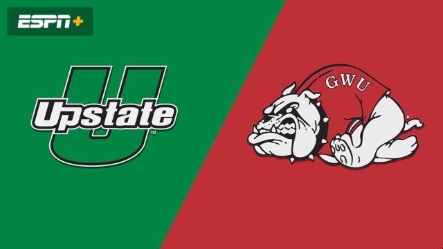 USC Upstate vs. Gardner-Webb (M Basketball)