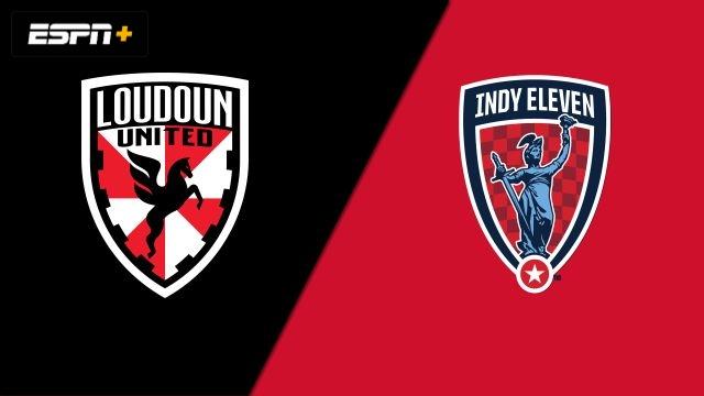 Loudoun United FC vs. Indy Eleven (USL Championship)