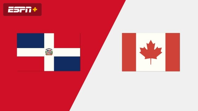 Dominican Republic vs. Canada (Group Phase)