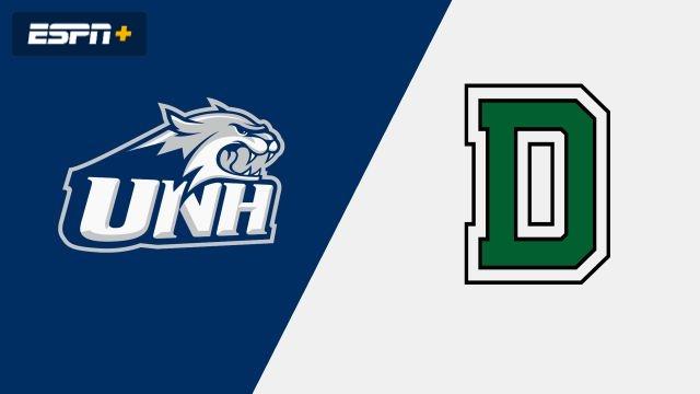 New Hampshire vs. Dartmouth