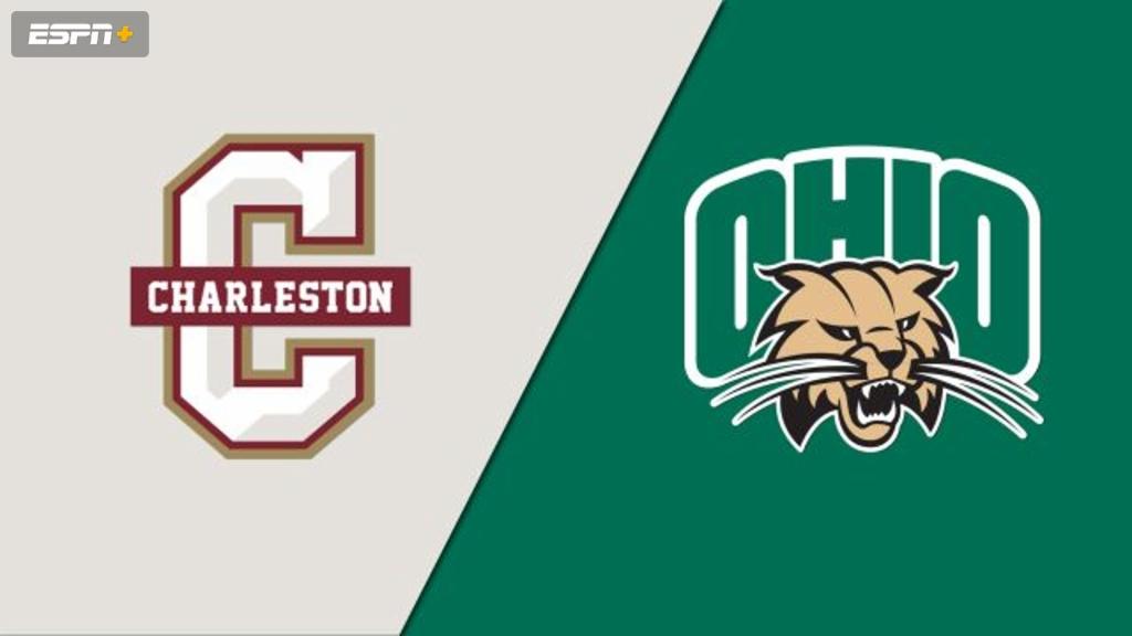 College of Charleston vs. Ohio (W Volleyball)