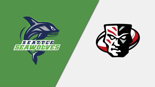 Seattle Seawolves vs. Utah Warriors (Major League Rugby)