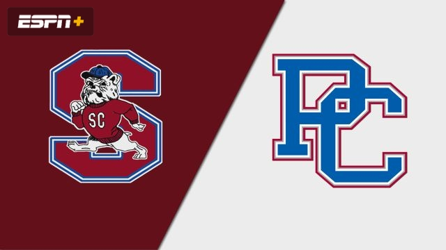 South Carolina State vs. Presbyterian (W Soccer)