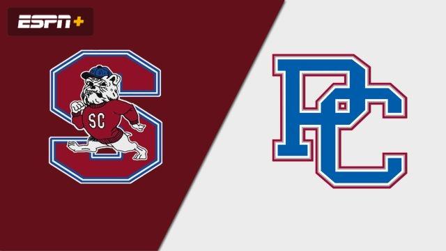 South Carolina State vs. Presbyterian (W Soccer)