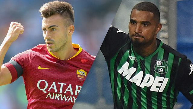 AS Roma vs. Sassuolo (Serie A)