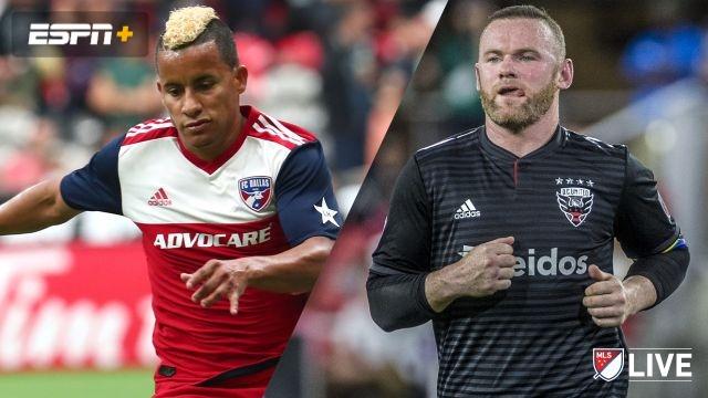 FC Dallas vs. D.C. United (MLS)