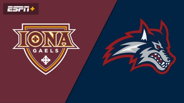 Iona vs. Stony Brook (W Basketball)