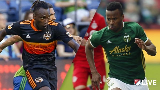 Houston Dynamo vs. Portland Timbers