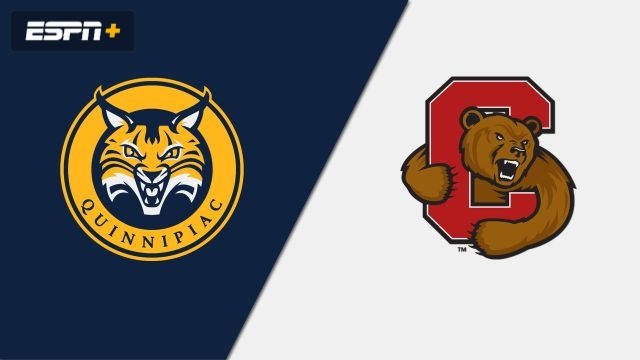 Quinnipiac vs. #2 Cornell (M Hockey)