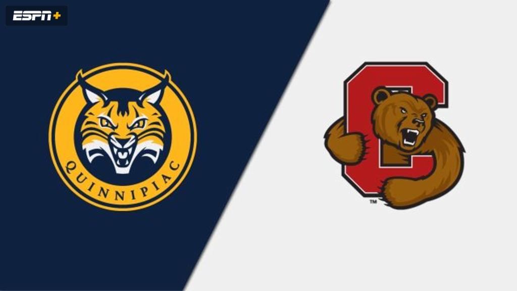 Quinnipiac vs. #2 Cornell (M Hockey)