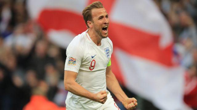 Montenegro vs. England (UEFA European Qualifiers)