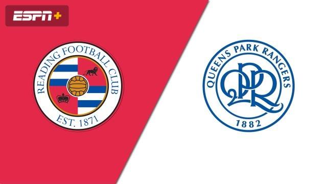 Reading vs. Queens Park Rangers (English League Championship)